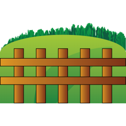 Farm Fence Icon Png image #38467