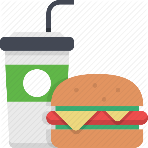 Fast Food, Food, Junk Food, Kitchen, Meal, Restaurant Icon | Icon   image #41619