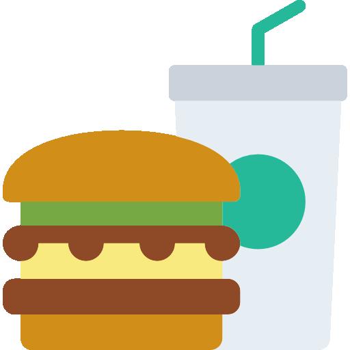 Fast food Free food icons