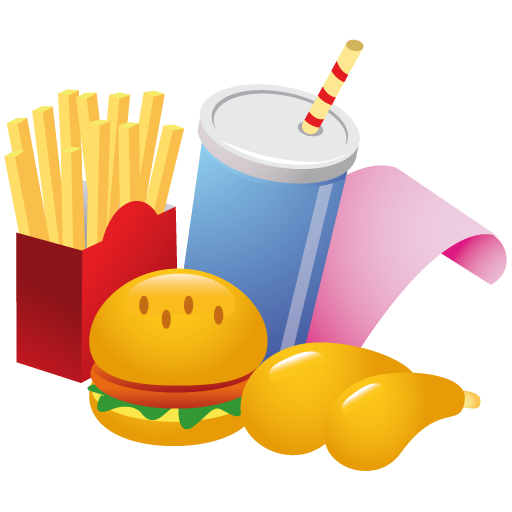 Fast Food Icon image #2943