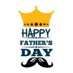 High Resolution Fathers Day Png Icon image #7605
