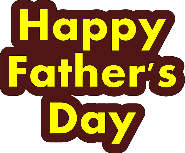 Best Free Fathers Day Png Image image #7600
