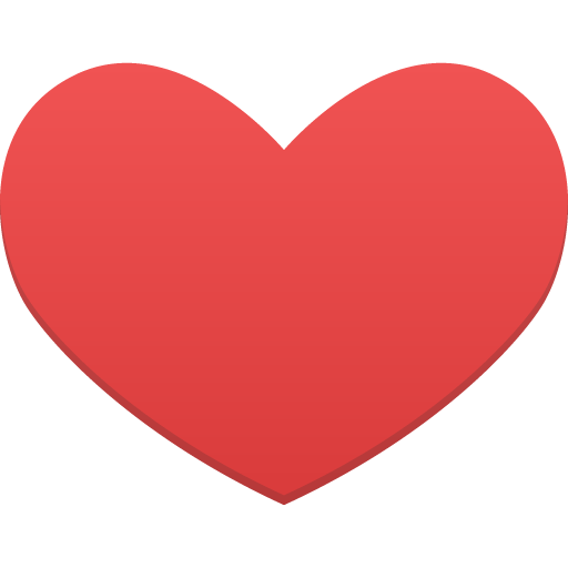 Favorite Heart Icon Png 512x512, Favorites HD PNG Download