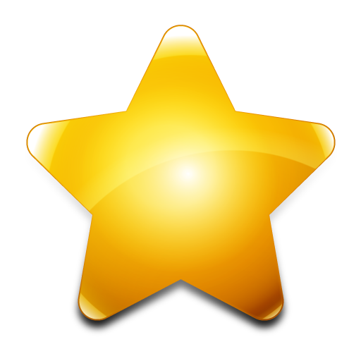 Favorites Star Icon Png image #12295