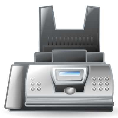 Png Transparent Fax