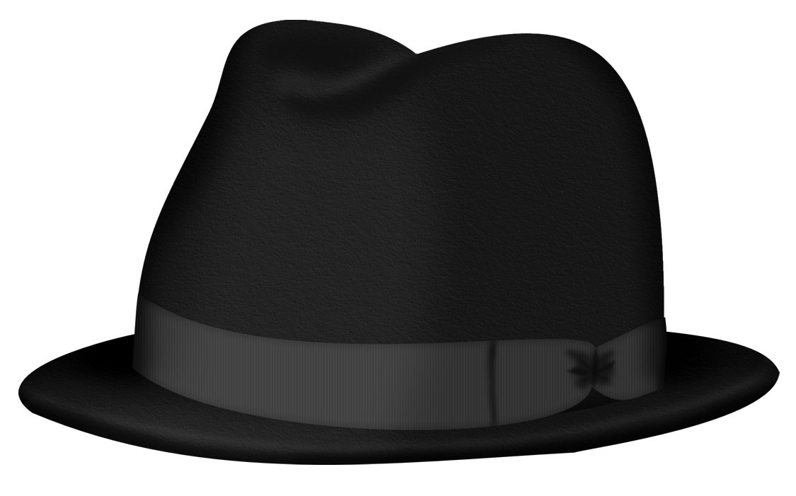 Fedora Hat Transparent image #34089
