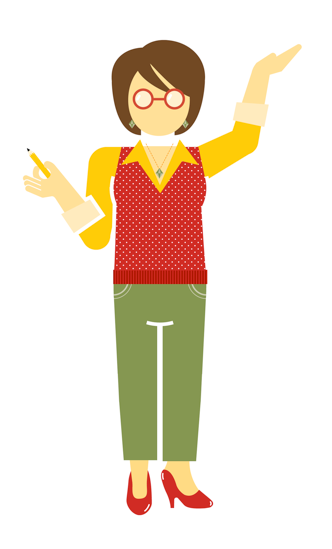 Female Free Download Teacher Png Images