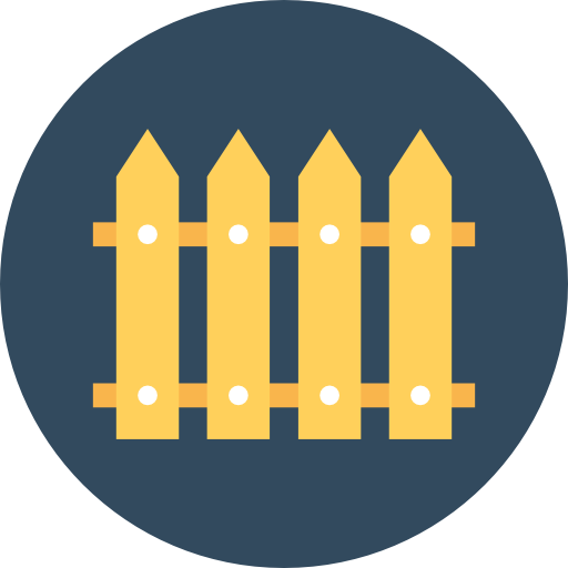 Fence Icon image #38448