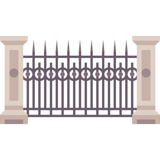 Fence Save Icon Format image #38451