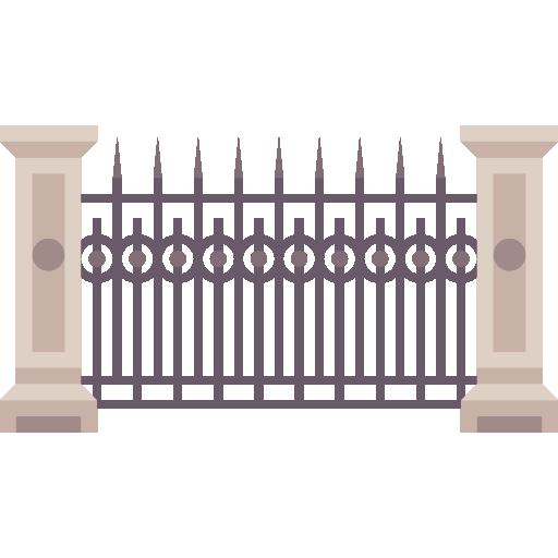 Fence Icon image #38451
