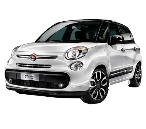 Fiat 500X PNG image #12734