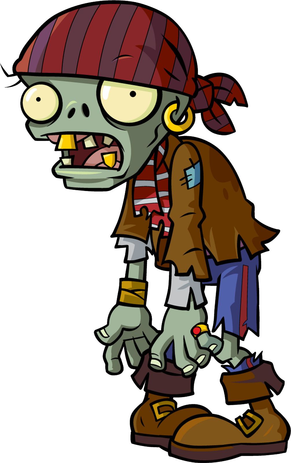 Fictional character Zombie Video Games PopCap Games Transparent