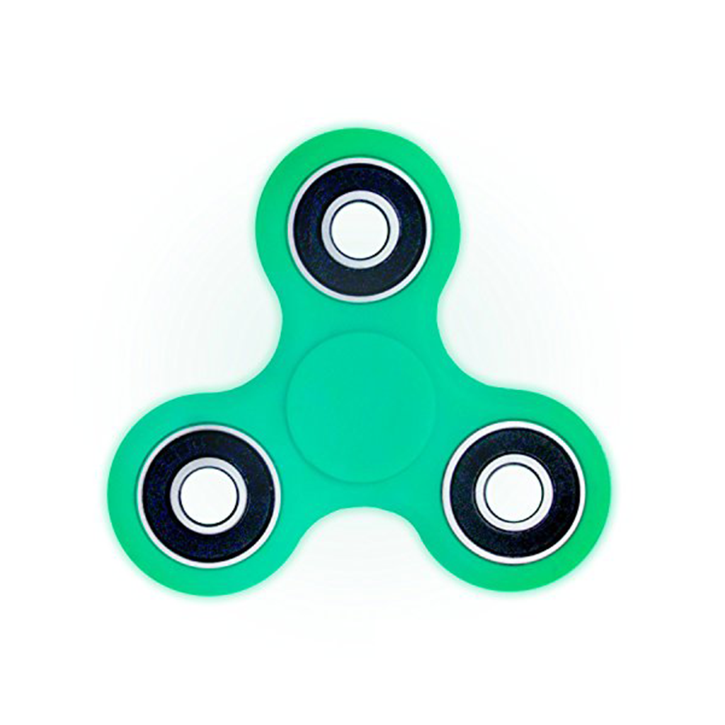 Fidget Spinner Pistachio Green Transparent Image