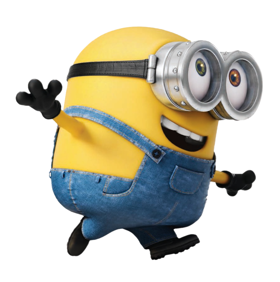 File Bob The Minion Png image #42176