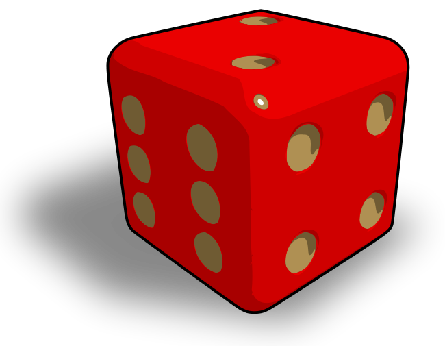 File:Dado  Dice Svg  Wikimedia Commons image #41791