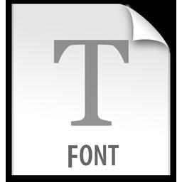 Symbols Font Ico