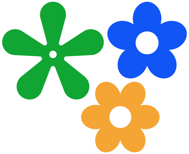 File:Retro flower icon 5petals.svg  Wikipedia, the free encyclopedia