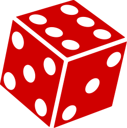 File:Six sided dice png Wikimedia Commons