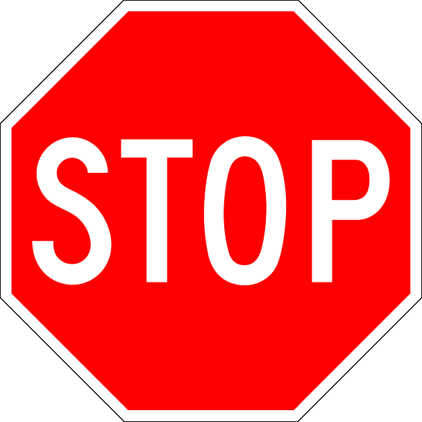 File:Stop sign  Wikipedia