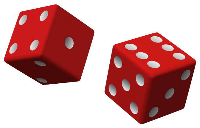 File:Two Red Dice 01 Svg  Wikimedia Commons image #41765
