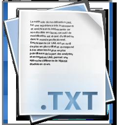 File Txt Icon  Camill Icons  SoftIconsm