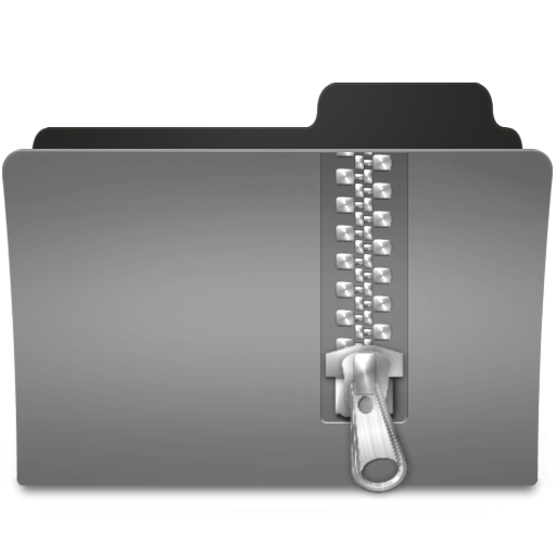 File Zip Svg Icon image #6831