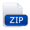 Icon File Zip Download