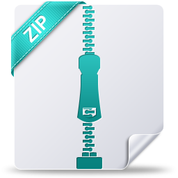 Png Icon File Zip Download