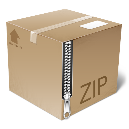 File Zip Icon Download