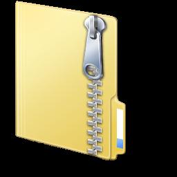 Billedresultat for zip file icon