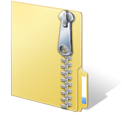 Billedresultat for zip file icon