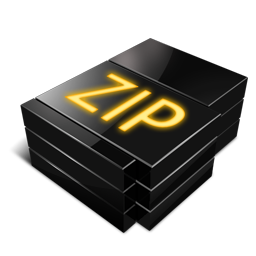 Png Download File Zip Icon
