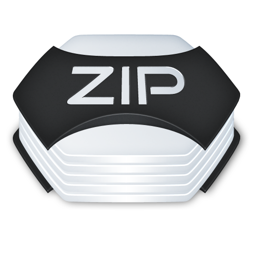 File Zip Icon Photos image #6854