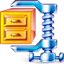 File Zip Save Icon Format