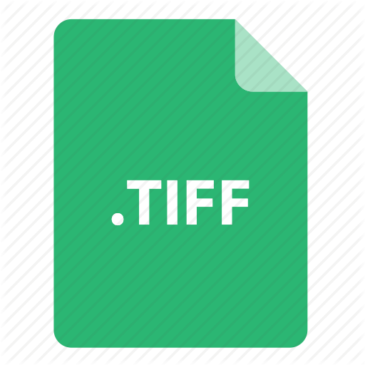 Filetype TIFF Icon image #40506