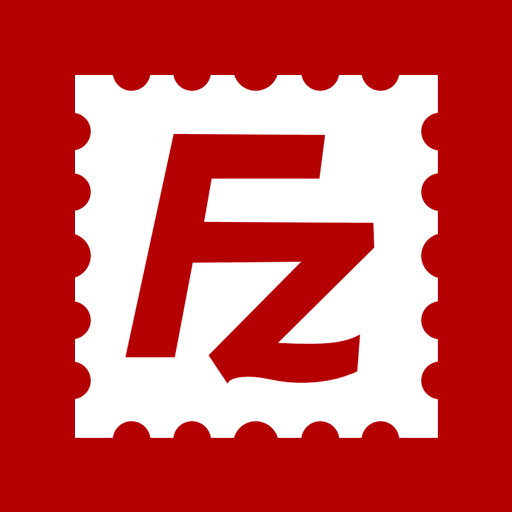 Icon Vector Filezilla