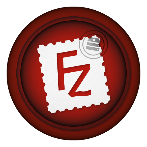 Icon Filezilla Size