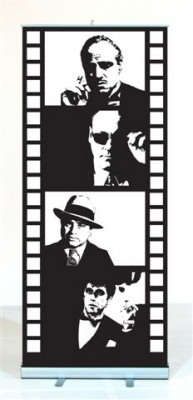 Filmstrip Gangster Icon image #33788