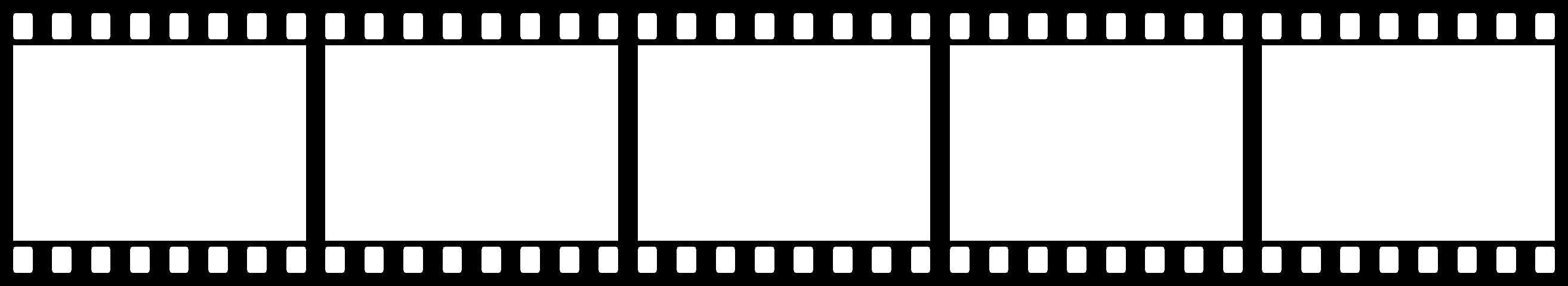 Filmstrip Png Available In Different Size image #33800