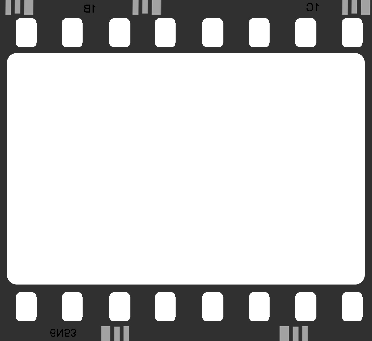Filmstrip Template Page image #33805