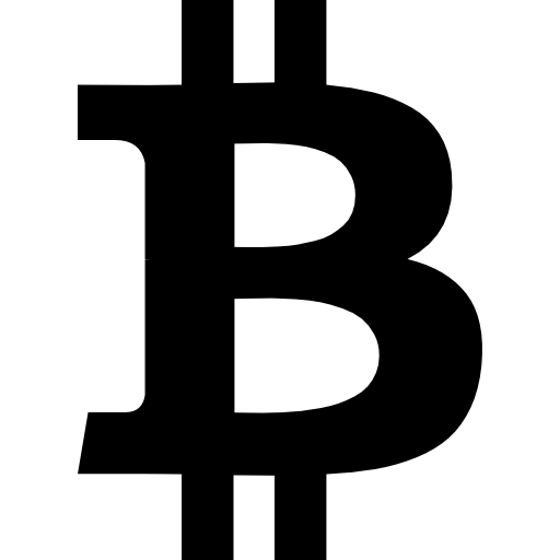 Finance Bitcoin Icon 42919