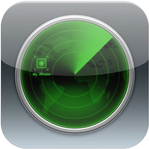 Find My Iphone Icon Svg image #38335