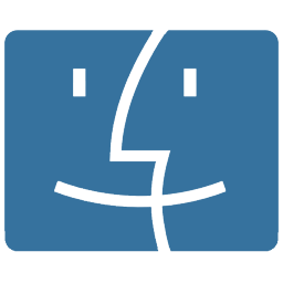 Finder, Mac Icon  image #3322