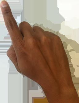 finger png