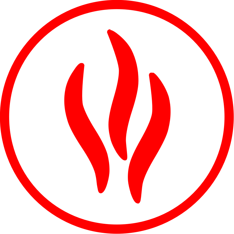Fire Department Icon Svg