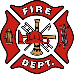 Vector Png Fire Department image #16463