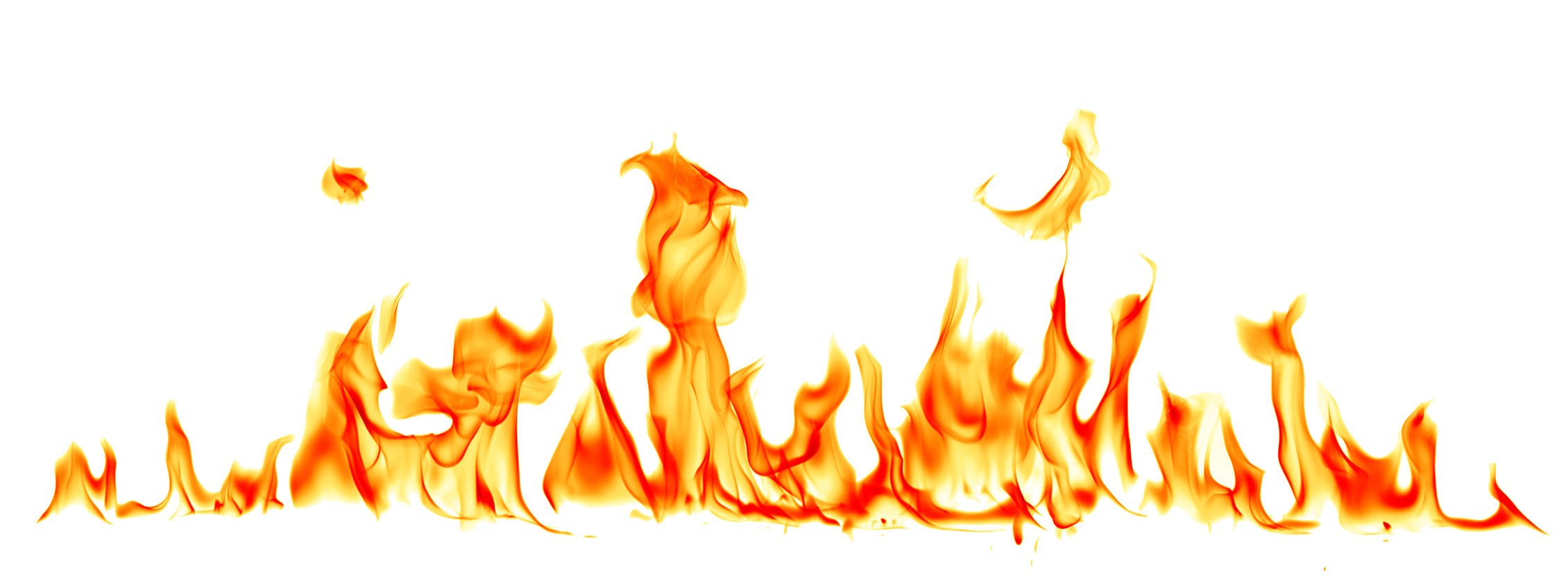 Fire Flames PNG Transparent image #44304