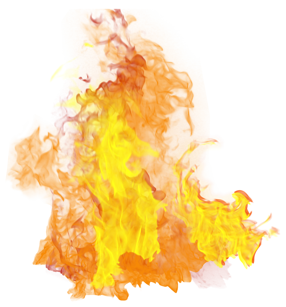 Fire Flames PNG Transparent Images