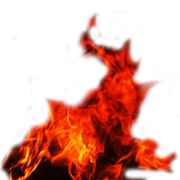 Red Fire Flames Png