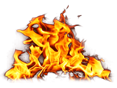Fire PNG Image Photo